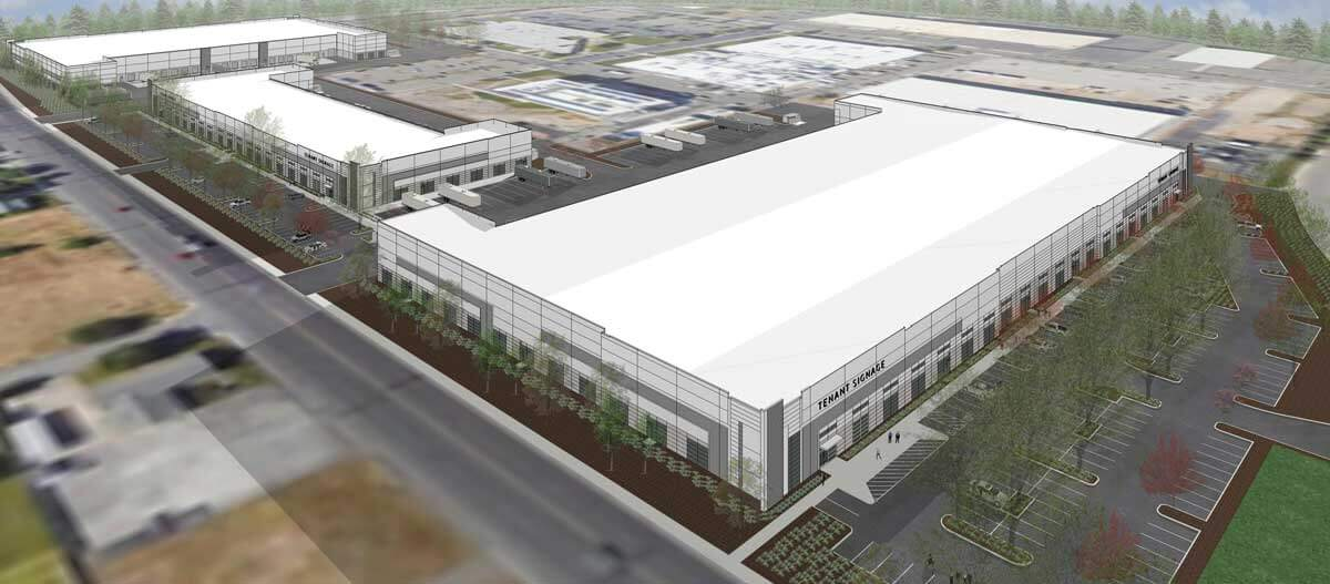 McClellan Business Park starts work on logistics center